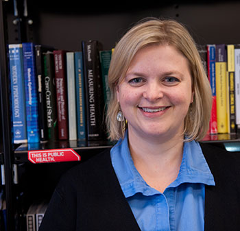 Amy Dailey, Assistant Professor of Health Sciences
