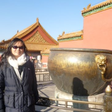 Jing Li, Associate Professor of Chinese Language and Culture
