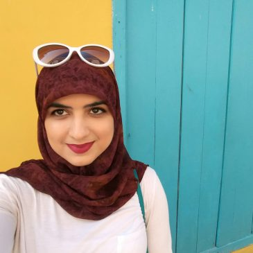 Farah Ali, Visiting Assistant Professor of Spanish